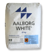 biały cement